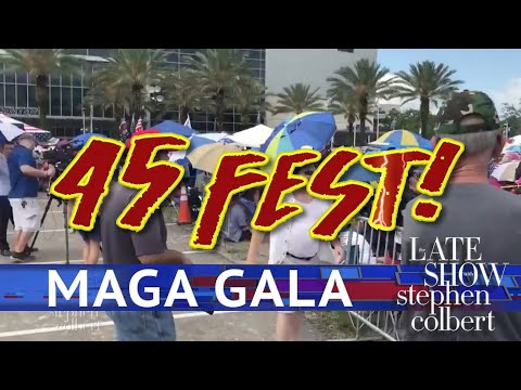 45 Fest: The Trump Rally Outside The Trump Rally