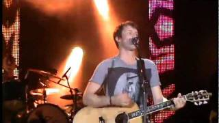 James Blunt - So Long Jimmy - Lucca - 21.07.2011