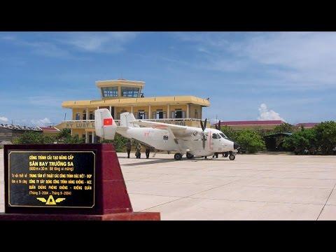 Tin vui: Việt Nam mở rộng sân bay ở Trường Sa (127)