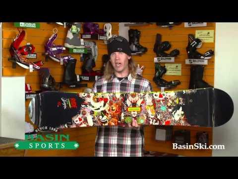 Ride Berzerker Snowboard Review 2014