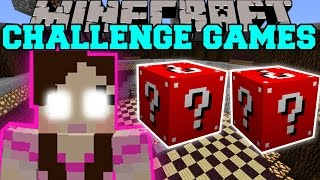 The Challenge Games begin and we must face each other in 3 battles! Jen's Channel http://youtube.com/gamingwithjen LIMITED EDITION CHALLENGE GAMES SHIRTS! https://represent.com/store/popularmmos-store Don't forget to subscribe for epic Minecraft content! Shirts! https://www.districtlines.com/PopularMMOs/ Facebook! https://www.facebook.com/pages/PopularMMOs/327498010669475 Twitter! https://twitter.com/popularmmos Download OreSpawn Mod http://popularmmos.com/orespawn/ Download Lucky Block Mod http://popularmmos.com/luckyblock/ Download Lucky Block Red Mod http://popularmmos.com/luckyblockred/   RULES - Start with 6 Lucky Blocks, 2 Super Lucky Blocks, 2 Unlucky Blocks, 10 apples, Iron Pickaxe, & Crafting Table - Open all of them and craft the best items you can - Do not take items or blocks from the world unless they came from your block - Trade with villager to improve your items - No Penalty for dieing before the battle begins - You may give items to the other player - The winner from last time spawns the mobs - The loser is the one who dies in the battle first - 3 Rounds Against Each Other - Use the Arena to your advantage, but no placing blocks except TNT  In this GamingWithJen Challenge Games Modded Mini-Game: Lucky Blocks Mod Vs each other, who will be the one to survive!?  Intro by: https://www.youtube.com/calzone442 Intro song: Spag Heddy - Pink Koeks provided by Play Me Records: https://www.youtube.com/user/playmerecords https://www.facebook.com/playmerecords Follow Spag Heddy: https://www.facebook.com/SpagHeddy http://soundcloud.com/spagheddy  Royalty Free Music by http://audiomicro.com/royalty-free-music