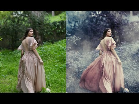 Rosie Hardy Inspired Editing Tutorial in Photoshop