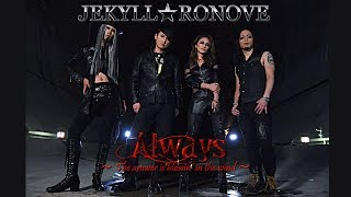 [Music Video] JEKYLL★RONOVE - Always ~The answer is blowin' in the wind~ -
