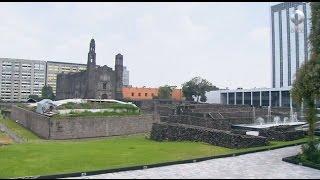 D Todo - Tlatelolco. Zona arqueológica