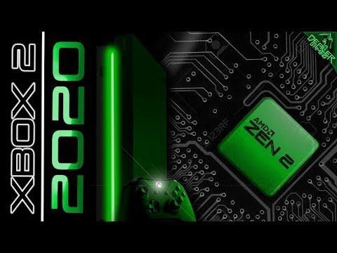 HUGE Xbox 2 Leak   Xbox 'Anaconda' & Xbox 'Lockhart' Dev