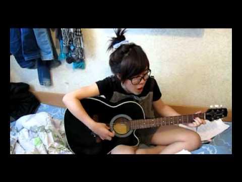 em gái xinh hát nhạc chế sinh viên hay vãi
