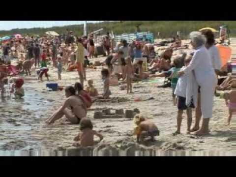 Camping de la Plage à la Trinité sur mer