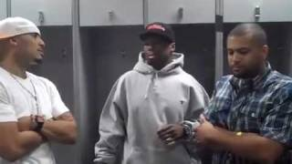 50 Cent The Invitation BISD Tour Chicago Backstage Interview