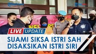 7 Kali Nikah Cerai, Pria di Bandung Barat Nekat Bunuh Istri Sah di Hadapan Istri Siri karena Cemburu