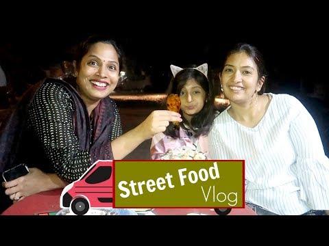 Delhi Street Food – Is Food Truck Legal? | #MyMissAnand #ShrutiArjunAnand #NishaTries #CookWithNisha