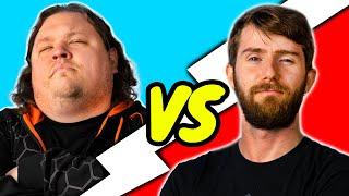 ULTIMATE PC Repair Challenge: Anthony vs Linus