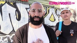 FouseyTube Grants A Final Interview About Leaving YouTube Before Leaving The Country 9.11.18