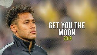 Neymar Jr ● Get You The Moon   Kina Ft. Snow ᴴᴰ