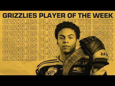 Isack Bandu | April 12 | Grizzlies Player of the Week