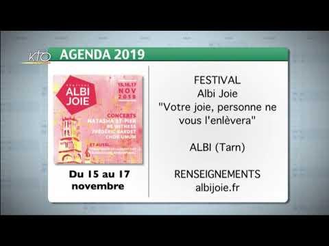 Agenda du 4 novembre 2019