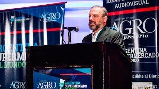 Juan Uccelli - Presidente de la Asociación Argentina Productores de Porcinos