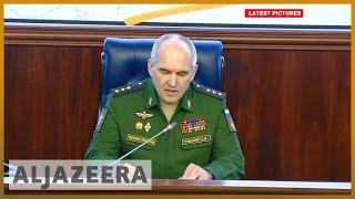 🇷🇺 🇸🇾 Russia: Syria air defence intercepted 71 missiles | Al Jazeera English - Video Youtube