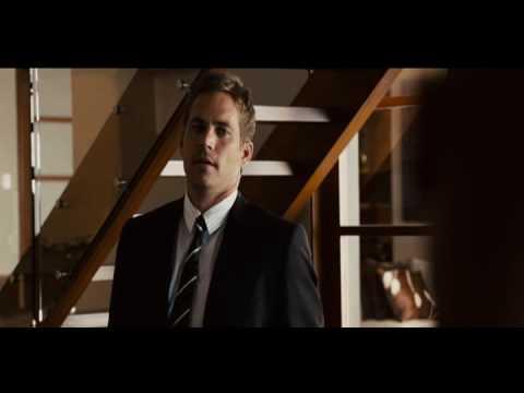 Paul Walker scene from the movie TAKERS