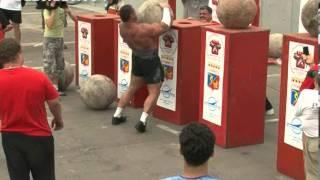 Самый сильный человек планеты 2010 3