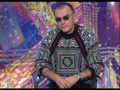 """Сергей Мазаев в ток-шоу """"Акулы пера"""". 1997 г."""