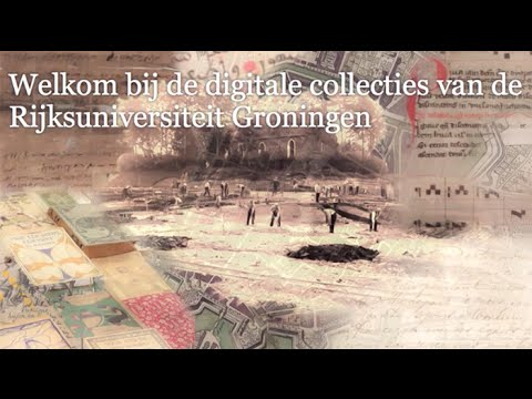Universiteitsbibliotheek presenteert historische schatten online.