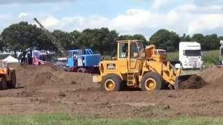 Old Timers Tractor Show, Tilligte, Netherlands