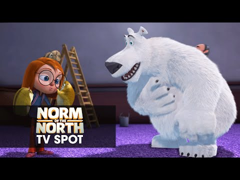 Norm of the North (TV Spot 'Party Animal')