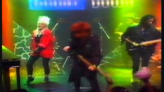 1985 LIVE on ABC TV Countdown  King For A Day _ Thomson Twins