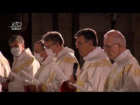 Prière des évêques de France au Sacré-Coeur