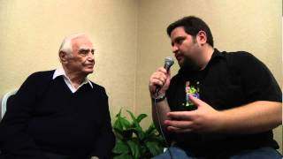Ernest Borgnine interview with Mark Walters of Bigfanboy.com from DragonCon 2011