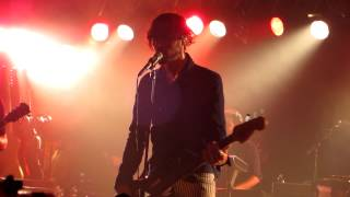 The All-American Rejects - Someday's Gone live @ Theaterfabrik München 15.7.2012