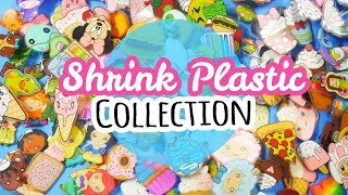 Shrinky Dink Collection | Homemade pins, charms etc.