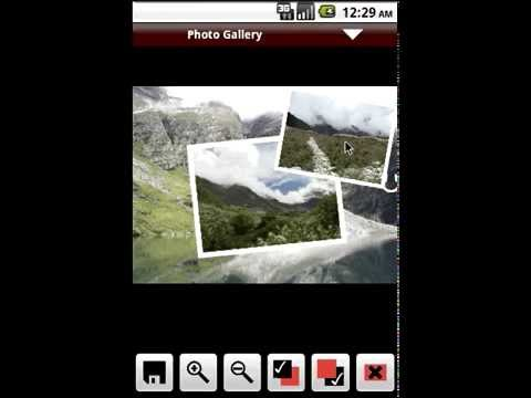 Video of CollageShop Pro