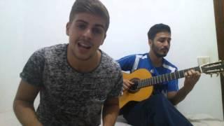 Solo por un beso- Aventura ( Cover )