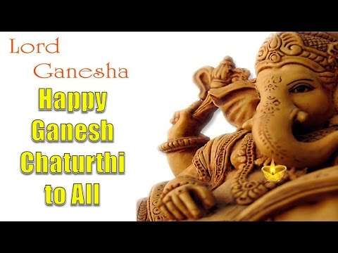 Happy Ganesh chaturthi 2018, Wishes, Whatsapp HD Video download, Images, Quotes, Songs, animation