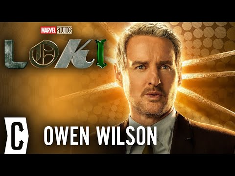 Owen Wilson on Loki, Marvel's Intense Security, and Wedding Crashers 2