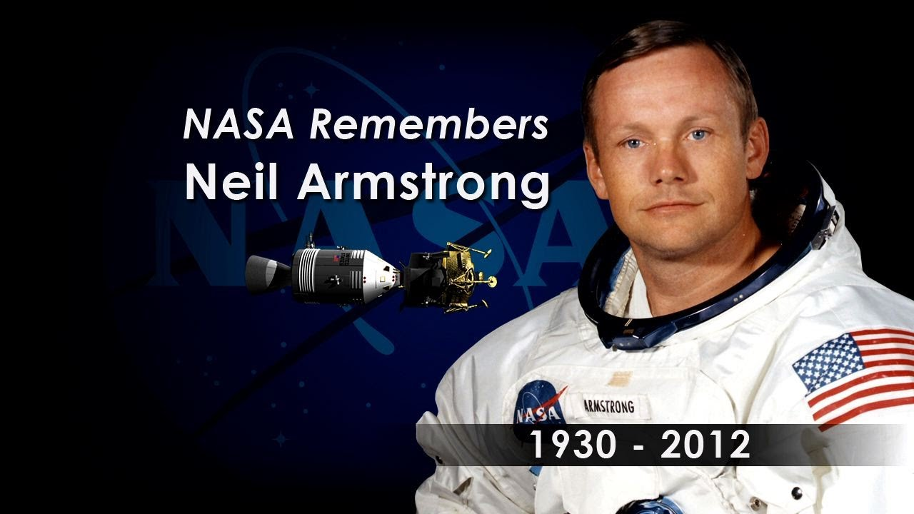 Watch NASA Beautifully Remember Neil Armstrong
