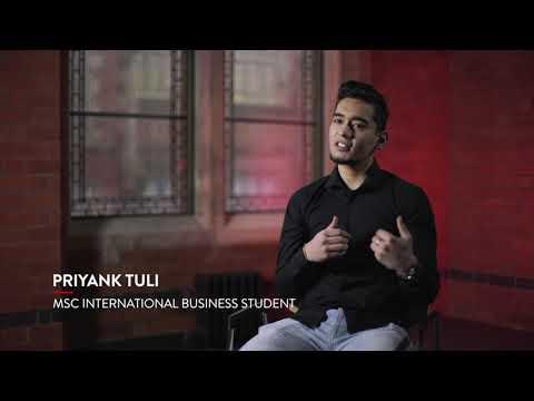 MSc International Business