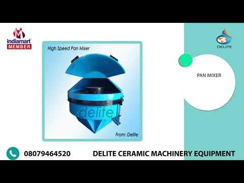 Delite Ceramics Machinery Equipment - Manufacturer of Filter Press