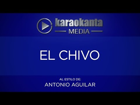 El chivo Antonio Aguilar