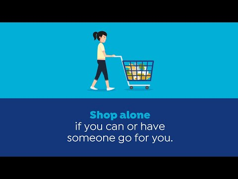 , title : 'SAFETY TIP: Come Alone to the Grocery Store   COVID-19 Safety   Save A Lot