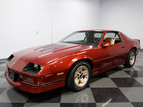 1986 Chevrolet Camaro IROC Z28 for Sale - CC-988199