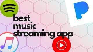 free music streaming apps android - TH-Clip