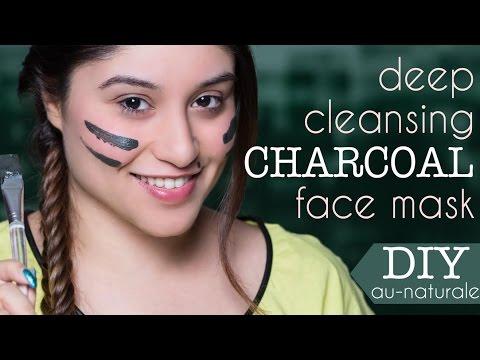 Face mask para sa acne na may acetylsalicylic acid