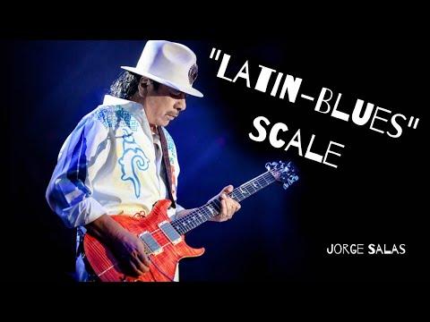Latin Blues Scale