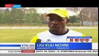 Tusker FC wapanda hadi nafasi ya tatu baada ya ushindi dhidi ya Nakumatt