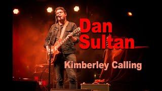 Dan Sultan performing Kimberley Calling