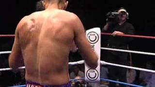2004 Badr Hari vs Aziz Khattou 20.05.2004 (Amsterdam, Netherlands)