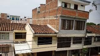 FUERTE TEMBLOR EN CALI COLOMBIA