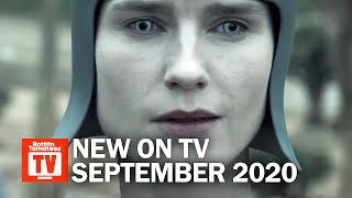 Top TV Shows Premiering in September 2020 | Rotten Tomatoes TV